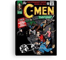 The C-MEN Canvas Print