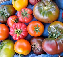 Heritage Tomatoes by Newleaph