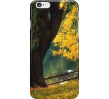 Pond Willows iPhone Case/Skin