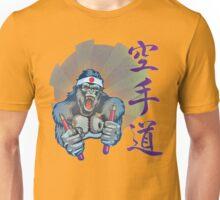 Karate Kong Unisex T-Shirt
