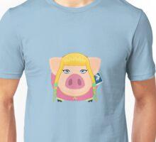 Skyward Piggy Unisex T-Shirt