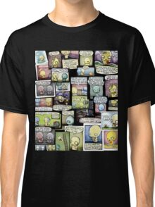 Pon and Zi Collage Classic T-Shirt