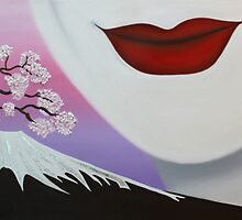 Beauty of Japan by WahineArt