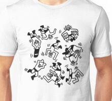 Keith Halucha Tres Unisex T-Shirt