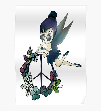 Tinky (tinkerbell fairy) Poster