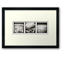 31000 feet Framed Print