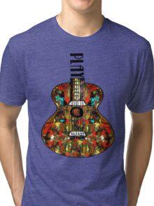 I Play Tri-blend T-Shirt