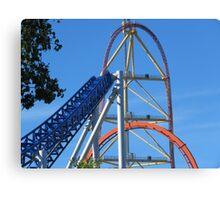 Cedar Point 1 Canvas Print