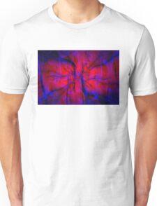 Blue Glow Unisex T-Shirt