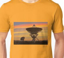Picture of Radio Telescopes Unisex T-Shirt