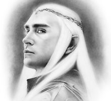 Thranduil: King of the Woodland Realm by GraphiteGirl