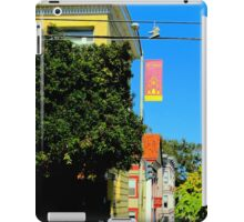 Walking The Wires iPad Case/Skin