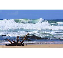 wild surf ... Photographic Print