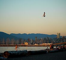 Jericho Beach by Rae Tucker
