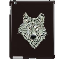 Money Wolf iPad Case/Skin