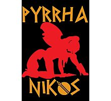 Pyrrha Nikos - RWBY Photographic Print