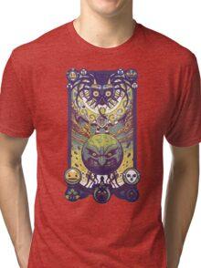 Zelda Against odds Tri-blend T-Shirt