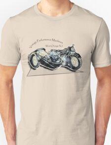 Vintage Performance Sidecar T-Shirt