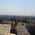 Parisian cityscape by Martyn Baker | Martyn Baker Photography