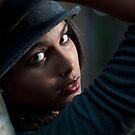 Portrait II by Darryl Beer