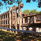 ruins of Corregidor by lensbaby
