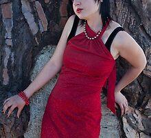 Lauren and the Red Dress by Renee D. Miranda