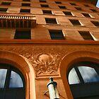 Pueblo Downtown Thatcher Building by Lenore Senior