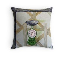 Weightless Throw Pillow