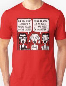 Horror Movie Sleepover T-Shirt