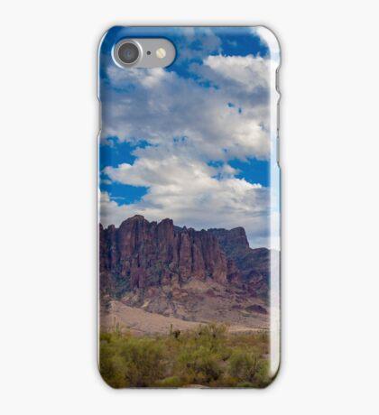 Desert Mountains iPhone Case/Skin