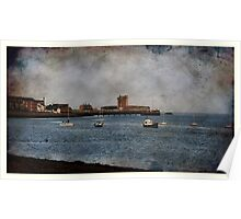 Broughty Ferry  Castle,Scotland. Poster