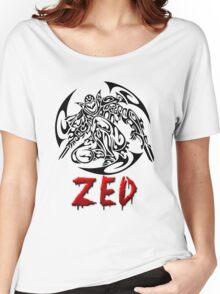 Zed Tribal Women's Relaxed Fit T-Shirt