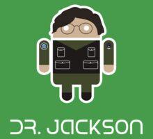 Droidarmy: Daniel Jackson One Piece - Short Sleeve