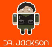 Droidarmy: Daniel Jackson Kids Clothes
