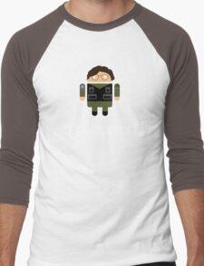 Droidarmy: Daniel Jackson Men's Baseball ¾ T-Shirt