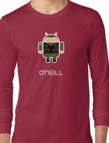 Droidarmy: Jack O'Neill Long Sleeve T-Shirt