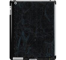 USGS Topo Map Oregon Kane Spring Gulch 20110819 TM Inverted iPad Case/Skin