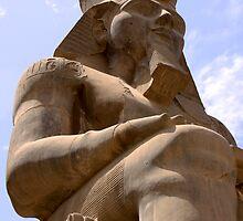 Rameses II by paulgranahan