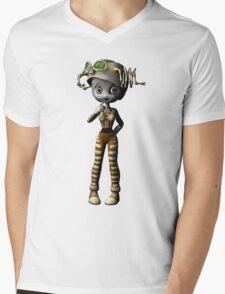 Cera Mens V-Neck T-Shirt