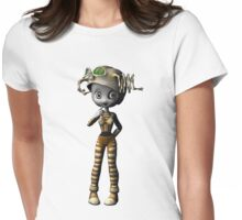 Cera Womens Fitted T-Shirt