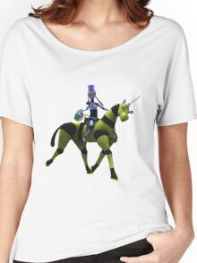 Sci-Fi Easter Women's Relaxed Fit T-Shirt