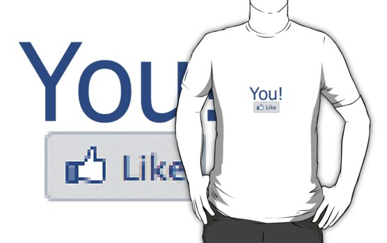 Facebook Likes You by plastictrees