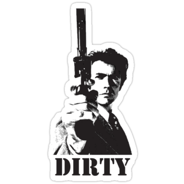 Dirty Harry by Milkmaid