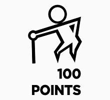 Death Race - Run Over Old People - Get 100 Points V2 - BLACK T-Shirt