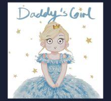 daddy's girl Baby Tee