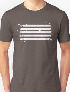 Big Bang - Distressed MADE Logo (White) T-Shirt