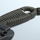 Utility OD Paracord Weave by glennc70000