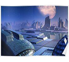 Stargate City Poster
