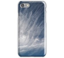 Sheer Wisps iPhone Case/Skin