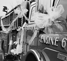 Engine 67 - Firefighter Wedding by Jason Weigner